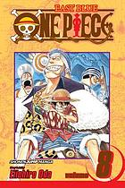 One piece : vol. 8, I won't die