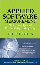 Applied software measurement : assuring productivity and quality