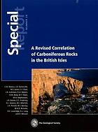 A revised correlation of carboniferous rocks in the British Isles