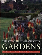 The Oxford companion to gardens