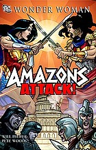 Wonder Woman. Amazons attack