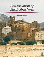 Conservation of earth structures