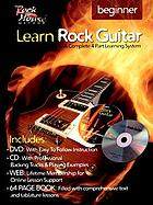 The Rock House Method presents Learn rock guitar beginner