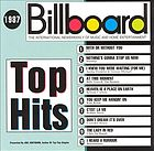 Billboard top hits, 1987.