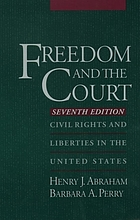 Freedom and the Court : civil rights and liberties in the United States