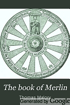 The book of Merlin : the book of Sir Balin