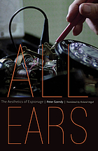 All ears : the aesthetics of espionage