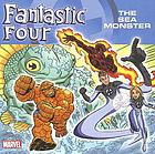Fantastic Four : the sea monster