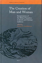 The creation of man and woman : interpretations of the biblical narratives in Jewish and Christian traditions
