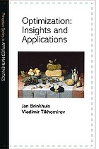 Optimization : insights and applications