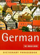 German : a Rough guide phrasebook