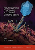 Natural genetic engineering and natural genome editing