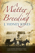 A matter of breeding : a Viennese mystery