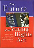 The future of the voting rights act