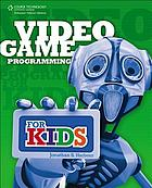 Video game programming for kids