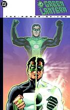 Green Lantern : the power of Ion