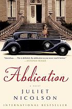 Abdication : a novel