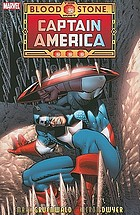 Captain America. The bloodstone hunt