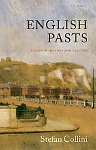 English pasts : essays in culture and history