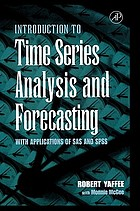 Introduction to time series analysis and forecasting with applications of SAS and SPSS