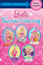 Barbie fairytale collection.