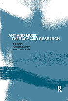 Art and music : therapy and research