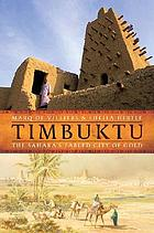 Timbuktu : the Sahara's fabled city of gold
