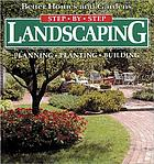 Step - by - step landscaping