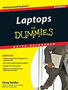 Laptops for dummies : quick reference