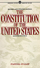 The Constitution of the United States : an introduction