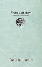 Poetic intention