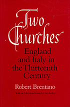 Two churches : England and Italy in the thirteenth century