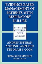 Evidence-based management of patients with respiratory failure]