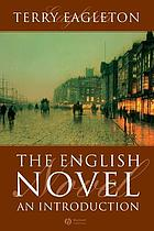 The English novel : an introduction