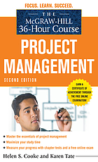 The McGraw-Hill 36-hour course : project management