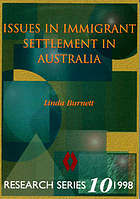 Issues in immigrant settlement in Australia