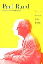 Paul Rand : conversations with students