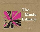 The music library : graphic art and sound