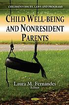Child well-being and nonresident parents