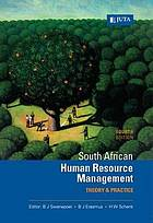 South African human resource management : theory & practice