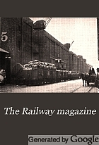 The Railway magazine.
