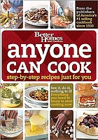 Anyone can cook : step-by-step recipes just for you