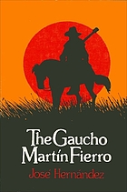 The gaucho Martín Fierro.