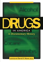 Drugs in America: A Documentary History cover image