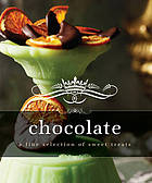 Indulgence chocolate : a fine selection of sweet treats.