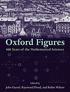 Oxford figures : 800 years of the mathematical sciences