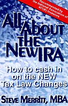 All about the new IRA, Roth, traditional, educational : how to cash in on the new tax law changes