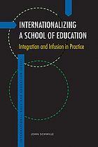 Internationalizing a school of education : integration and infusion in practice