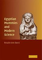 Egyptian Mummies and Modern Science cover image