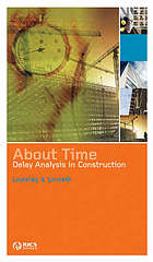 About time - : delay analysis in construction